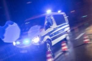 Kriminalität: Zeitungsladen mit Waffe überfallen