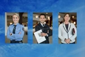 Ehrenzeichen: Drei Helden in Uniform - Das haben sie geleistet