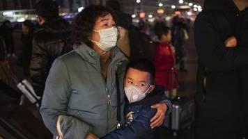 China: Virologe über Coronavirus: Szenarien mit Tausenden von Toten in Deutschland halte ich für überzogen