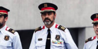 Barcelonas Ex-Polizeichef Trapero: Erst Supercop, dann Buhmann
