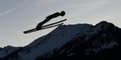 der skispringer in dir: irre luftnummer