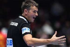 Handball-EM: Handball: Rückendeckung für Bundestrainer Prokop