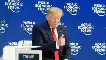 Donald Trump in Davos: Simply the best?
