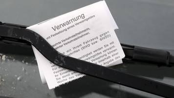 nach gerichtsbeschluss - anwalt: autofahrer sollten knöllchen prüfen