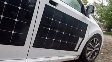 solarzellen-autobauer sono vorerst gerettet