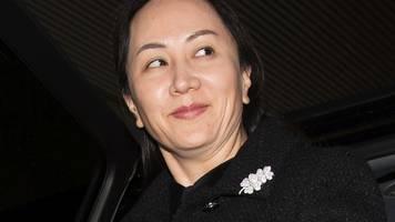 anhörung in kanada beginnt: huawei-finanzchefin kämpft gegen ihre auslieferung
