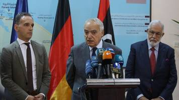 Libyen-Konferenz: UN-Sonderbeauftragter gegen Einsatz von Friedenstruppen