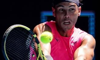 Australian Open: Stebe verpasst Überraschung - Nadal siegt souverän