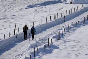 wann wird's mal wieder richtig winter?