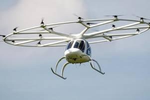 vater der google-roboterautos setzt auf flugtaxis