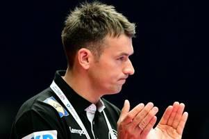Handball-Bund hat volles Vertrauen in Christian Prokop