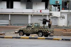 Libyens Regierungschef will Rebellengeneral nicht treffen