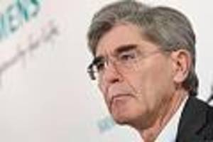 Klimaschutz - Neue Entlohnung: Millionengehalt von Siemens-Vorstand Kaeser könnte von CO2-Ausstoß abhängen