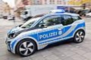 bmw i3 als streifenwagen - meistens ungeeignet: elektroautos versagen im praxistest der polizei
