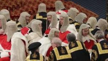 Oberhaus fordert Änderungen am Brexit-Gesetz