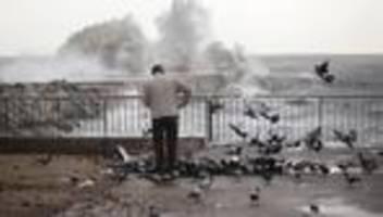 spanien: extremwetter hinterlässt spur der verwüstung