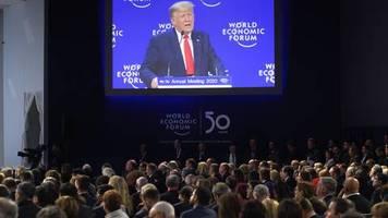 Joseph Stiglitz in Davos: Wie ein Nobelpreisträger auf zwei DIN-A-4-Seiten Trumps Rede auseinandernimmt