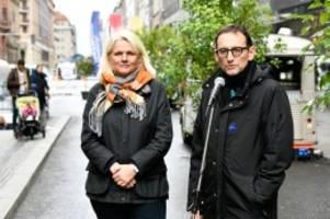 Verkehr in Berlin : Verbot geplant: Ab 2030 sollen nur noch E-Autos in die City