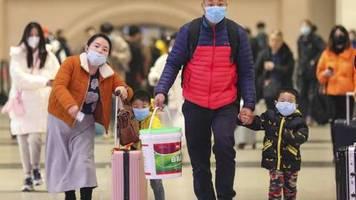 In 14 Provinzen nachgewiesen: Coronavirus: Zahl der Infektionen in China steigt auf 324