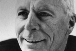pritzker-preisträger: gott des betons: architekt gottfried böhm wird 100