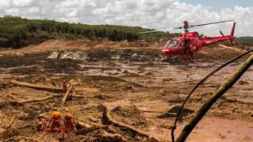 Dammbruch in Brasilien: Mitarbeiter von Vale und TÜV Süd angeklagt