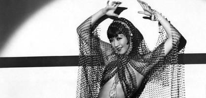 sie war der erste hollywood-star mit chinesischen wurzeln - und geliebte von marlene dietrich