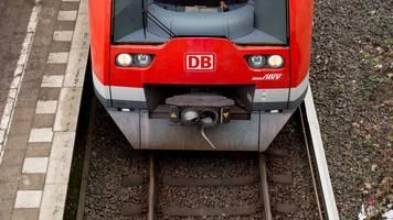 S-Bahn-Tunnel in Harburg wegen Rauchs gesperrt