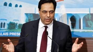 libanon: neue regierung vorgestellt