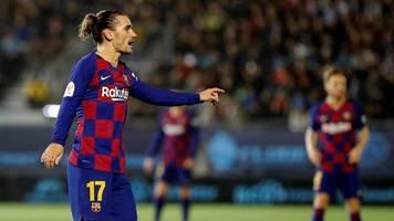 Copa del Rey gegen Ibiza: FC Barcelona entgeht Pokal-Blamage nur knapp