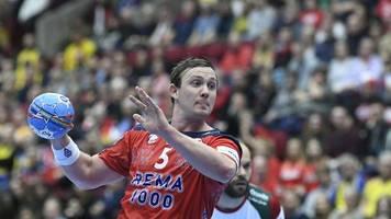 handball-em: mit sagosen zum titel? - norwegen dank topstar auf gold-kurs