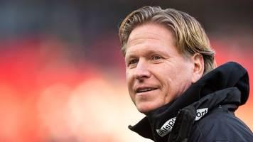 Köln-Coach Gisdol lässt sich von Dortmund nicht beeindrucken