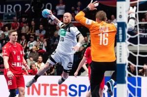 Handball-EM 2020: Deutschland-Ergebnisse - DHB-Team Sieger gegen Tschechien