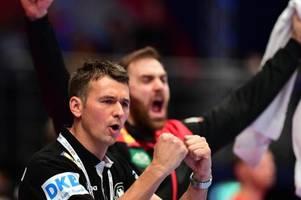 spiel um platz 5 bei der handball-em: wann spielt deutschland? tv-termin und Übertragung