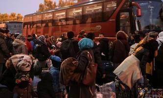 Generalstreik: Griechische Inseln protestieren wegen voller Migrantenlager
