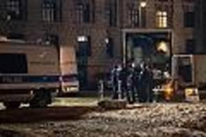 kurz nach mitternacht - weltkriegsbomben in berlin und köln entschärft