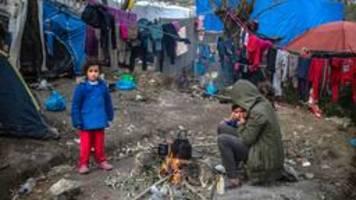 Flüchtlingskrise: Generalstreik auf griechischen Inseln