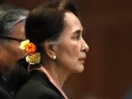Internationaler Gerichtshof in Den Haag: UN-Gericht: Myanmar muss Rohingya vor Völkermord schützen