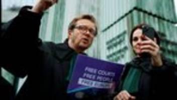 justizreform: polens parlament billigt gesetz zur richter-disziplinierung