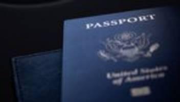 Migration: USA verschärfen Visa-Regeln für Schwangere