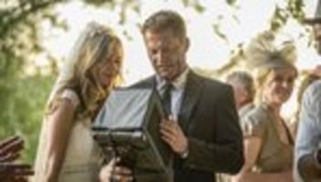 Die Hochzeit: Mildes Geschlechter-Mimimi