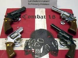 Razzien bei Rechtsextremen: Seehofer verbietet Combat 18
