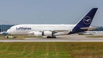 news von heute: lufthansa-airbus muss wegen feueralarms über dem atlantik umkehren