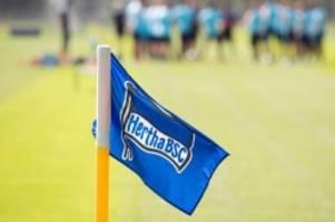 Fußball: Hertha und Lyon vor Einigung über Tousart-Transfer
