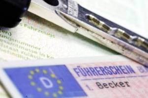 Nachwuchs fehlt: Berlin lockt Polizei-Schüler mit Führerschein-Zuschuss