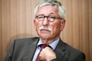 Parteien: SPD-Ausschlussverfahren: Entscheidung über Sarrazin gefallen