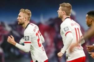 1. Bundesliga: Eintracht Frankfurt gegen RB Leipzig live im TV & Stream