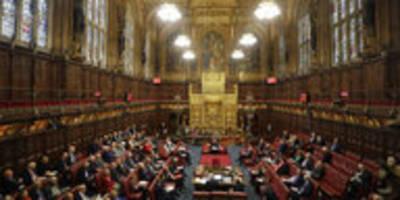 Der Brexit kommt: Parlament billigt Brexit-Gesetz