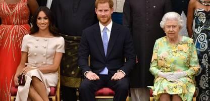 Netflix-Serie: Hat die Queen zu viel The Crown geguckt?