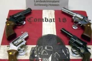 Extremismus: Seehofer verbietet rechtsextreme Gruppe Combat 18