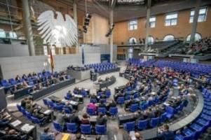 wahlrechtsreform: eine milliarde für das parlament: bundestag so teuer wie nie